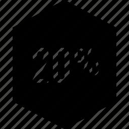 data, graphics, info, twenty icon