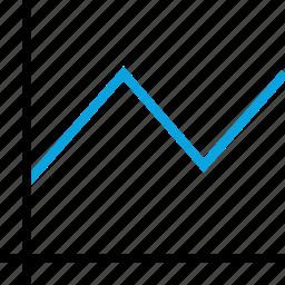 analytics, bar, gfx, graphic, information icon