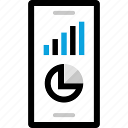 analytics, cell, gfx, graphic, information icon