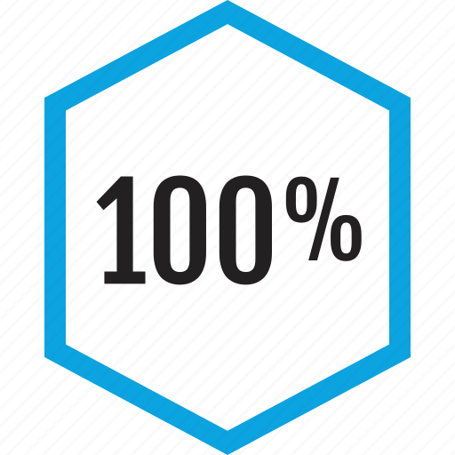 analytics, gfx, graphic, hundred, information, one icon