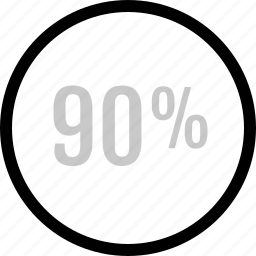 analytics, gfx, graphic, information, ninety icon