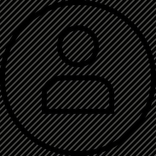 Data, information, single, user icon - Download on Iconfinder