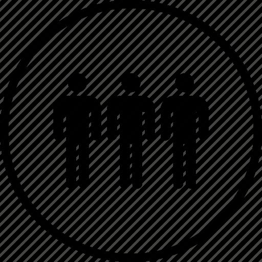 data, information, three icon