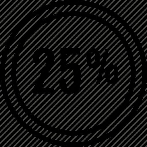 data, five, information, twenty icon