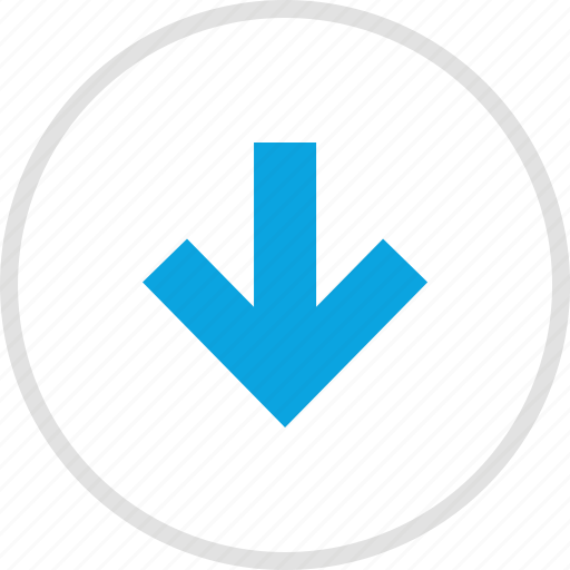 analytics, arrow, downs, gfx, graphic, information icon
