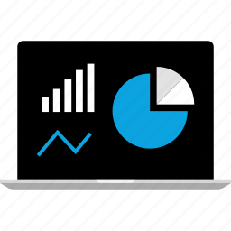analytics, gfx, graphic, information, reporting icon