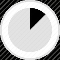 analytics, gfx, graphic, information, pie, ten icon