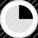 analytics, five, gfx, graphic, information, twenty icon