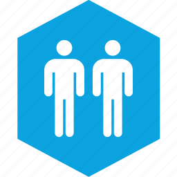 analytics, gfx, graphic, hex, information, two icon