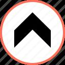 arrow, navigation, point