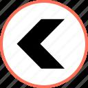 back, backwards, navigation icon