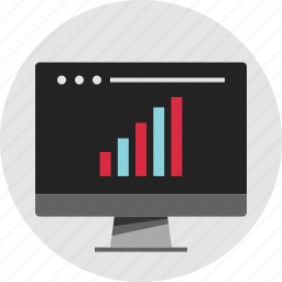 ab, analytics, bars, data, info, infographic, results icon