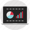 analytics, bullsmarket, data, info, infographic, market, stock icon