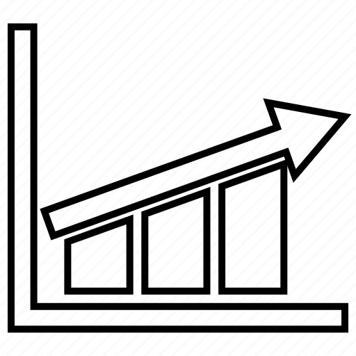 Analytics, chart, finance, graph, growth, sales, stock icon - Download on Iconfinder