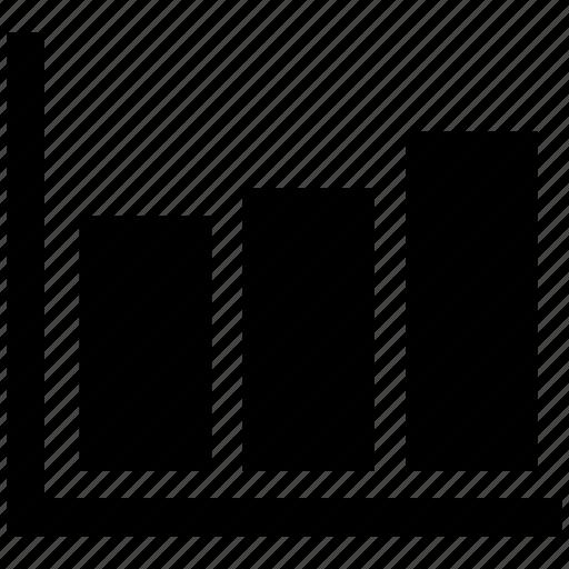 analytics, graph, report, statistics icon