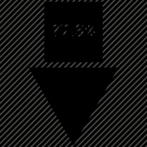 data, graphics, info, seventy seven icon