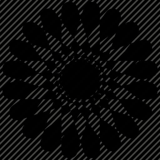 abstract, circle, communication, logo, pattern icon