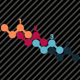 analytics, bar, chart, graph, growth bar, pie chart icon