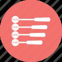 arrow, bar, graph, growth