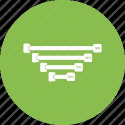 chart, graph, graphic, info icon