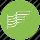 analytics, bar, business, chart, graph, growth bar, infographi