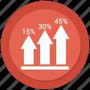 analytics, bar, chart, graph
