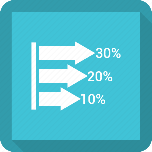 analytics, arrow, bar, chart, increase icon