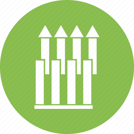 chart, graph, growth, infographic icon