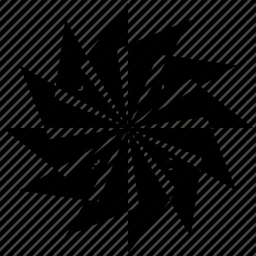 graph, pie, pie chart, statistics icon