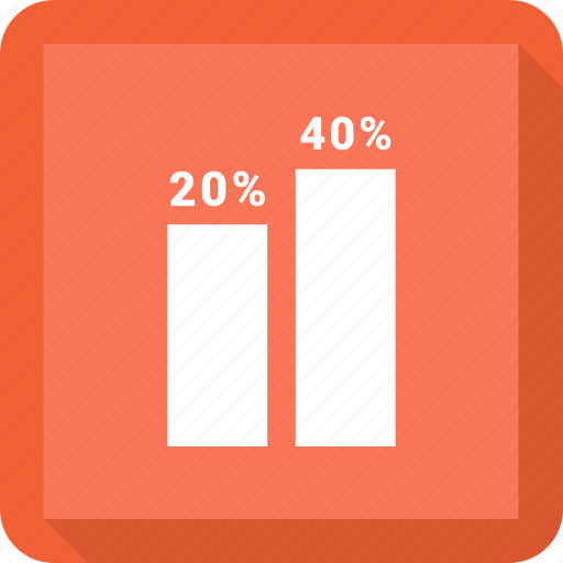 Arrow, bar, chart, graph icon - Download on Iconfinder