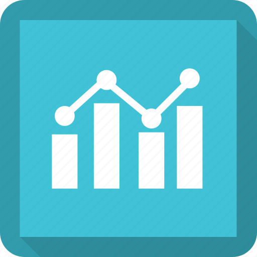 Graph, infographic, growth, chart, bar icon - Download