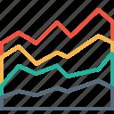 bar, chart, element, graph, infographic, statics