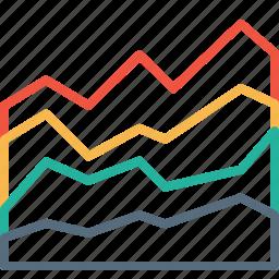 bar, chart, element, graph, infographic, statics icon