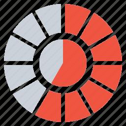 analysis, average, chart, gauge, good, performance, statics icon