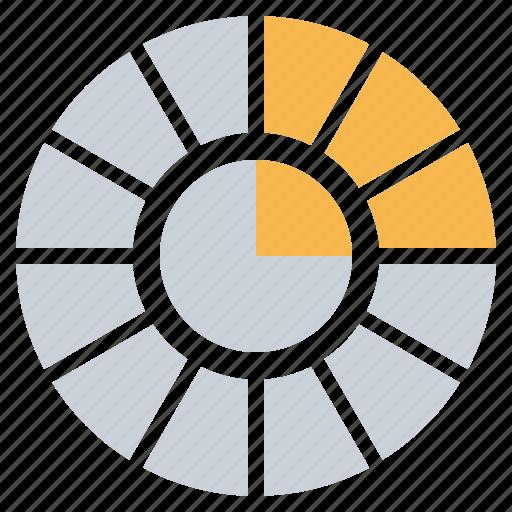 analysis, chart, gauge, good, performance, poor, statics icon