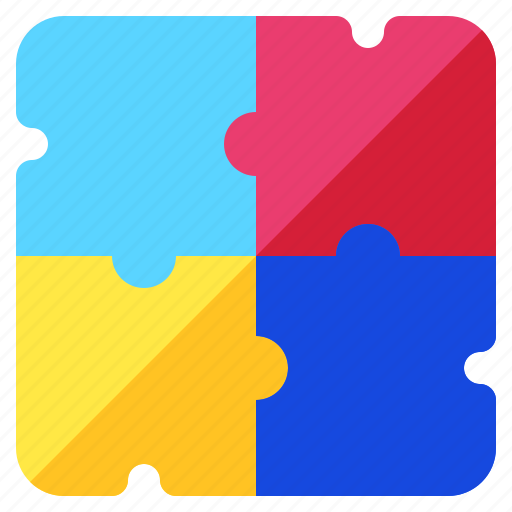 graph, info, infochart, infographic, interlock, puzzle icon