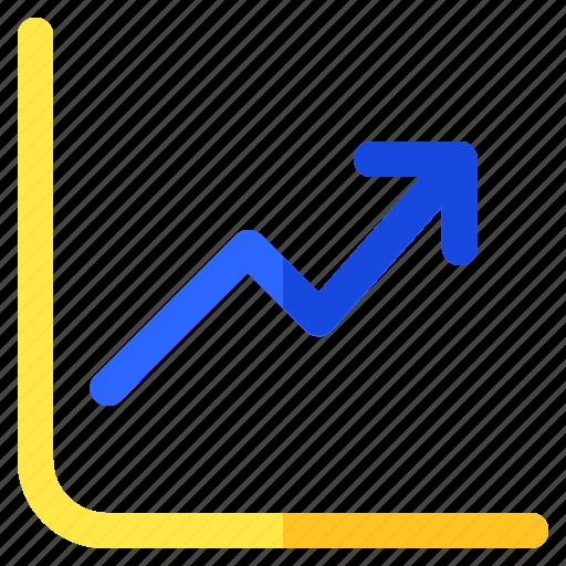 chart, graph, info, infochart, infographic, profit icon