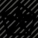 chart, graph, info, infochart, infographic, spider icon
