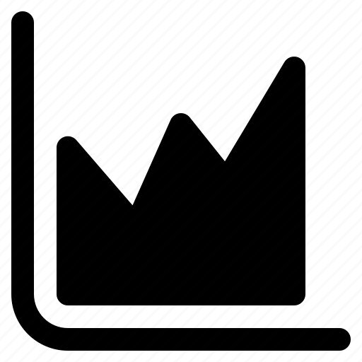 chart, graph, info, infochart, infographic, spike icon