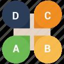 chart, circle, graph, infograpics, pie chart, statistics icon