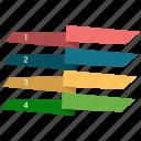 analytics, infographic, percentage, pie chart, pie graph, statistics icon