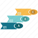 analytics, infographic, percentage, pie chart, pie graph icon
