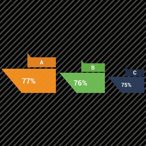 analytics, bar, business, chart, charts, diagram icon