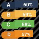 analytics, bar, business, chart, charts, diagram, ribbon