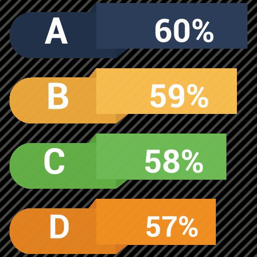 analytics, bar, business, chart, charts, diagram, ribbon icon
