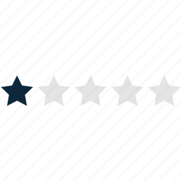 assessment, evaluation, infographics, rating, star icon