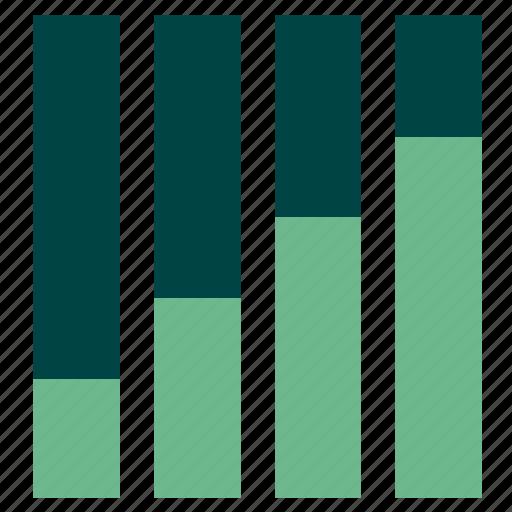 analytics, diagram, graph, infographics, statistics icon