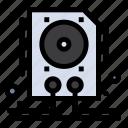 data, drive, hdd, storage icon