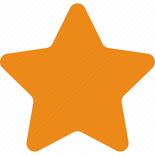 Star, badge, rating, award, favorite, full, rate icon - Download on Iconfinder