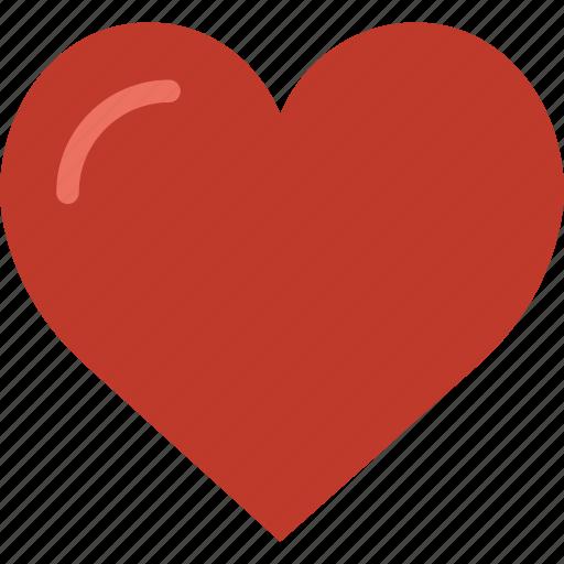 like, romantic, valentine icon